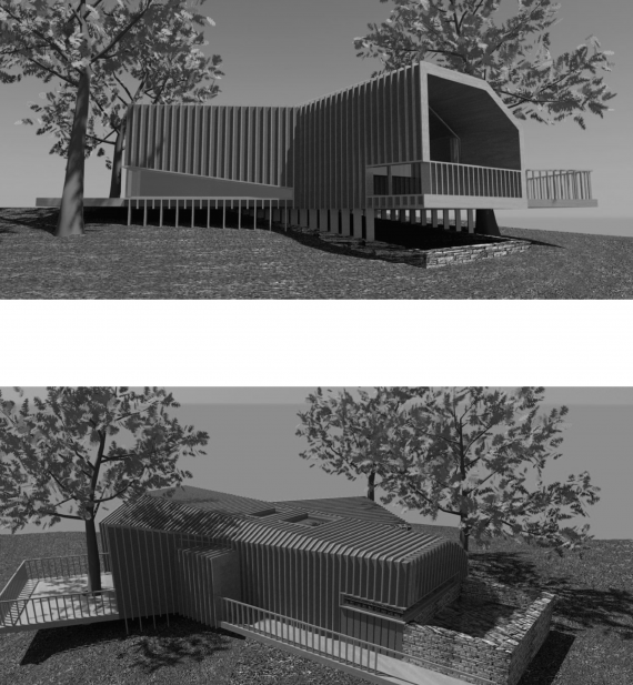 Anteprojectos Habitação Sustentável Vale de Penela