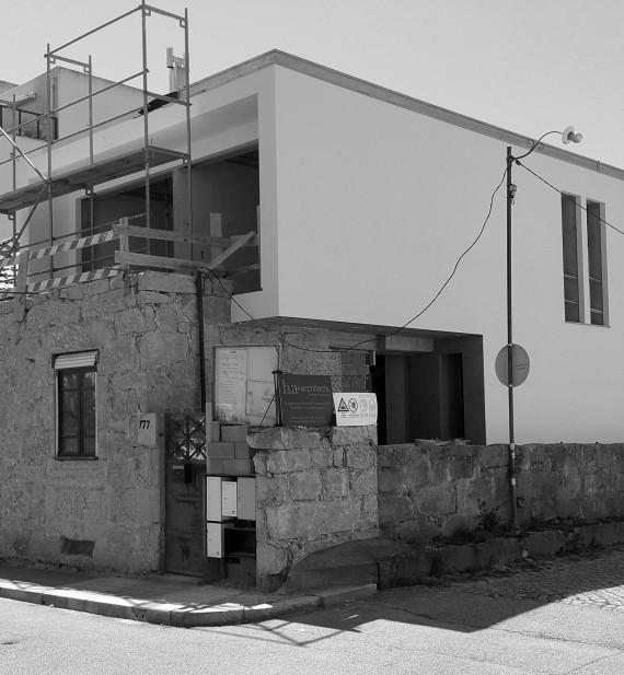 Habitação Unifamliar Fonte da Moura no Porto