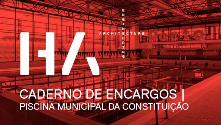 ha+, agora porto, piscina municipal da constituição