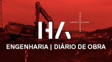 Aldi Anfena - Diário de Obra