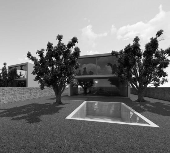 Local | Vila Nova de Gaia Ano | 2019 Cliente | Particular Área Bruta | 345 m² Investimento | 182.850 € Serviço | Demolição e Obras de Edificação
